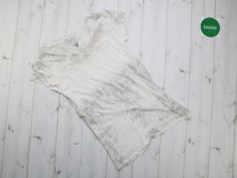 Женская брендовая футболка Guess   Длина: 69 см Пог 42 см Состояние хо