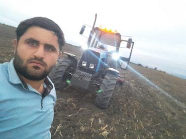 Bərdə şəhərində Traktorla iwlemek ucun iw axdariram suruculuk vesiqeside var wexsi