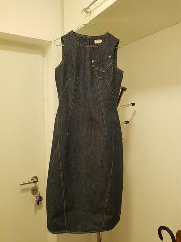 Levi's teksas haljina, vel.xs nosena jednom