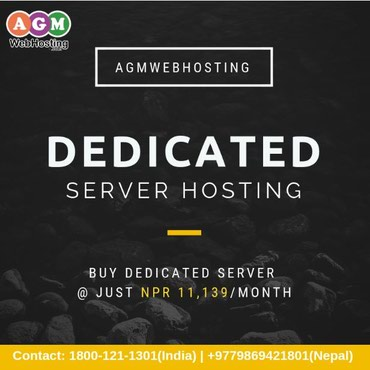Cheapest Dedicated Server Hosting Minecraft in Nepal - AGM Web Hosting in Kathmandu