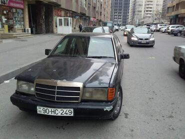 bmw-z3-28-at - Azərbaycan: Mercedes-Benz 190-Series 2.3 l. 1993 | 530000 km