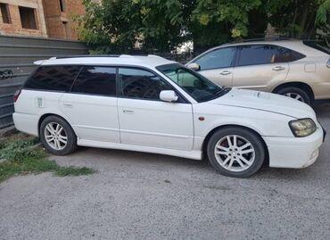 Subaru Legacy 2 л. 2002   230000 км