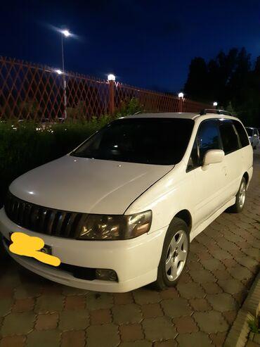 Транспорт - Заречное: Nissan Bassara 2.4 л. 2000