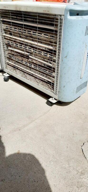 Бытовая техника - Кызыл-Суу: Продаётся обогреватель б/у . В рабочем состоянии. Самовывоз. Пишите в
