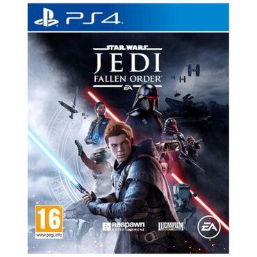 order-ps4 в Кыргызстан: Продам диск на PS4Jedi fallen orderбрал диск новым,в отличном