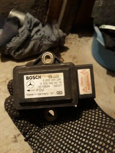 запчасти на мерседес w211 в Кыргызстан: Датчик угловой скорости ESP на мерседес w211 запчастями не занимаюсь