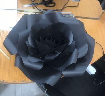 Розы искусственные. Делаю цветы из бумаги на заказ, разных цветов и ра