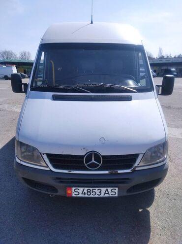 двигатель мерседес 124 2 3 бензин в Кыргызстан: Mercedes-Benz Sprinter 2.2 л. 2004