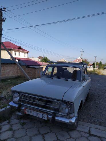 Москвич - Кыргызстан: Москвич 412 1.5 л. 1978