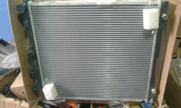 Радиатор на мерседес 124кузов Е обьем в Бишкек