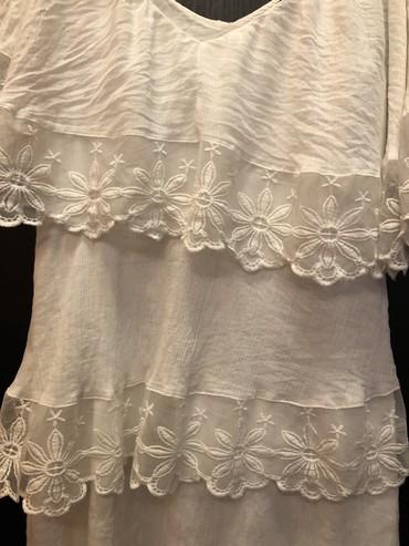 Haljina-bela-duga-cm - Srbija: Bela haljina