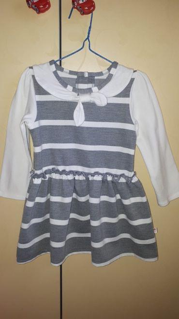 Продается платье, фабричный Китай, на 3-4 года. Состояние хорошее в Лебединовка