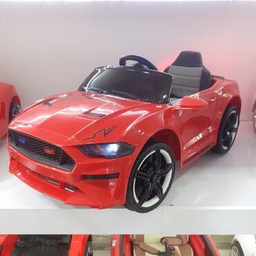 isma mustang - Azərbaycan: Mustang uşaq maşını 5yaşa qədər istifadəli dir Musiqi sistemi var