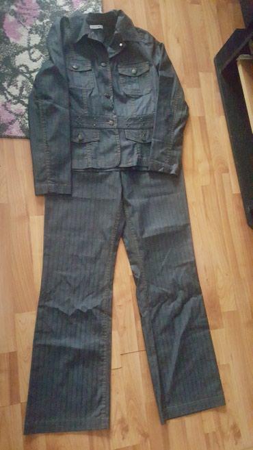 Pantalone-sako - Srbija: Komplet sako i pantalone,sako vel.40 pantalone vel.42