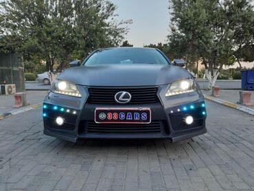 Lexus Azərbaycanda: Lexus GS 2.5 l. 2012 | 191000 km