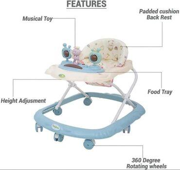Dubak za bebe sa zvečkicama na tabli🥰Cena 3399 dinara 🥰Podesiva visina