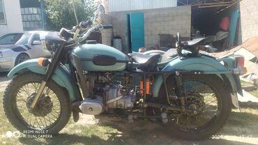 Мотоциклы и мопеды - Беловодское: 91 г.в состояние пушка 60.000 ончательно, двигатель после кап ремонта