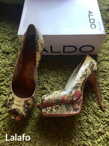 Aldo cipele, nosene samo jednom, kozne, 40 broj - Beograd