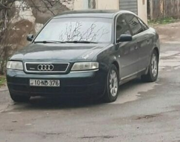 audi 80 1 8 quattro - Azərbaycan: Audi A6 1.8 l. 1997 | 123000 km
