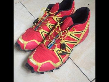 Продаю кросовки salomon sped cross оригинал 43-44 размер. в Бишкек