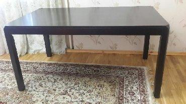 Продаю или меняю на равнозначный стол .Малайзия.90/150.прямоугольный