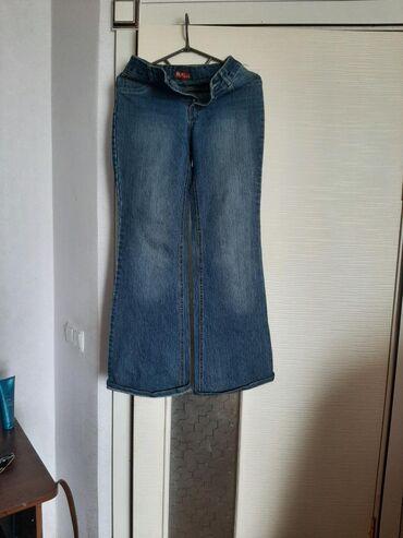 Продаю Джинсовые брюки,бу 29,28размер