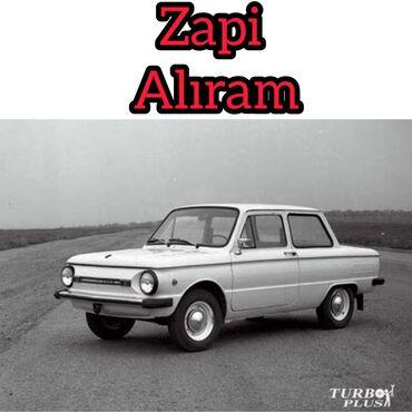 ZAZ - Azərbaycan: ZAZ 968 Zaporozhec 1950