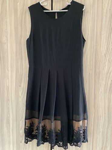 Продаю шикарное платье из шифона, нижняя часть из гипюра,фирма