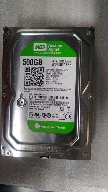 Жёсткий диск Western Digital 500gb состояние характеристике на