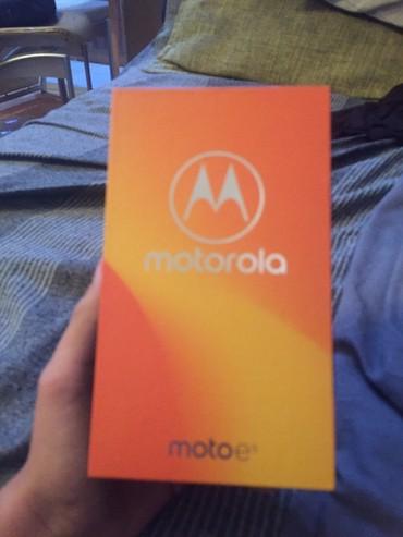 Motorola moto e5 kutija