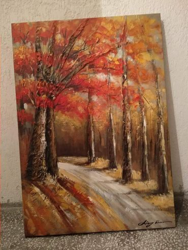 Σπίτι & Κήπος - Ελλαδα: Πωλούνται πίνακες ζωγραφικής 20 € έκαστος
