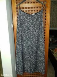 Novo!!! Nova modus suknja, velicina: 42cm. Duzina: 94cm. Sirina - Belgrade