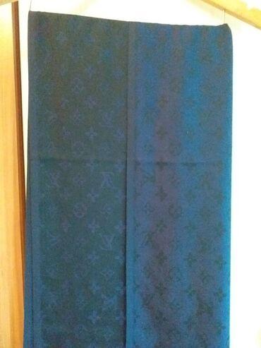 louis vuitton klatch в Кыргызстан: Шарфы под Louis Vuitton. Черный и темно-синий. 390 сом