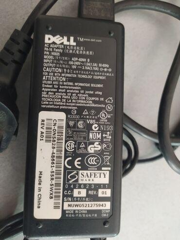 Блок питания Dell   19v - 3.16A