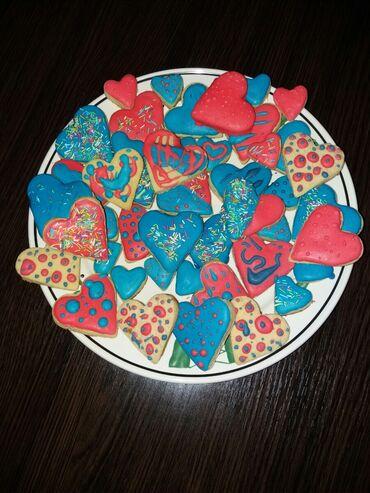 Medenjaci, cupcakes, cake pops