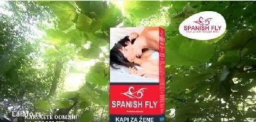 Fly f4 - Srbija: Spanish fly (Španska mušica) - kapi za stimulaciju žena je prirodni af