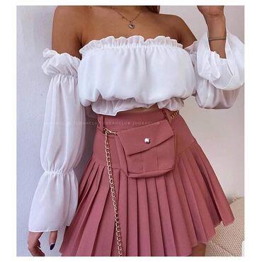 Majica 1650 din Suknja 1750 din