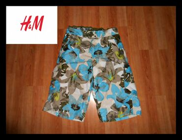 Pantalone berska - Srbija: Bermude H&M vel. 12-13Bermude H&M vel. 12-13dimenzije su