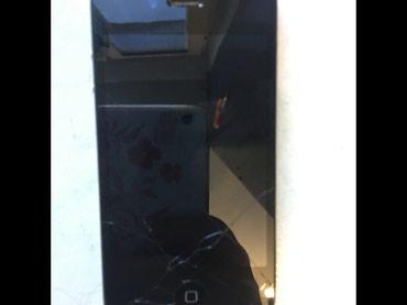 Bakı şəhərində Iphone 4s iclouda duwub koda duwub.ekran wuwesi catdir qalan detallar