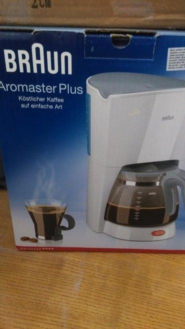 Aparati za kafu   Srbija: Braun aparat za brzu kafu,nov