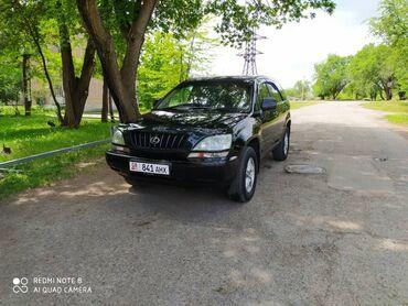 Lexus RX 3 л. 2002