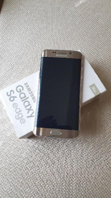 Запчасти ауди s6 - Азербайджан: Samsung Galaxy S6 32 ГБ Золотой