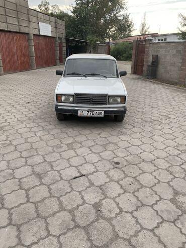 Автомобили в Бишкек: ВАЗ (ЛАДА) 2107 1.6 л. 2008 | 90000 км