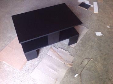 -Klub Sto se izradjuje od Univera debljine 18mm u belom i crnom dekoru - Belgrade