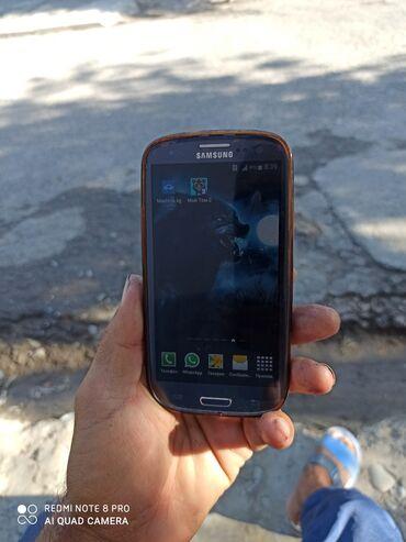 sumsung s3 в Кыргызстан: Б/у Samsung I9300 Galaxy S3 16 ГБ Синий