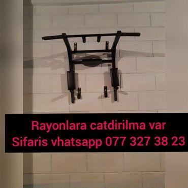 Turnik - Azərbaycan: Turnik+brus+press teqdim edirik 3v1.☆ Qurasdirmaq ucun ustalarimiz var