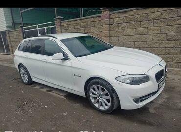 продать машину бишкек в Кыргызстан: BMW 5 series 2 л. 2012