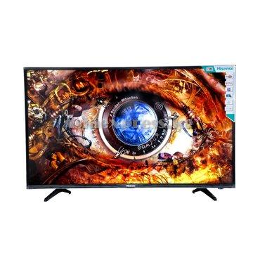 """Телевизор hisense h43m2100s fullhd dvb-t2 43"""" в Бишкек"""