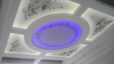 Натяжные потолки от производителя. в Бишкек - фото 2