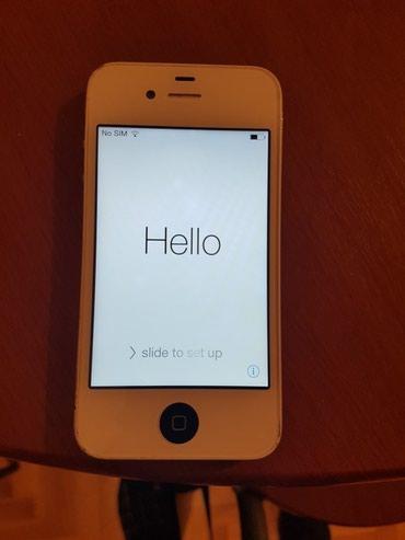Elektronika | Loznica: Iphone 4zakljucan na icloud. displej ispravan,punjenje itd